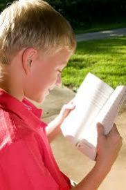 Enfant lecture