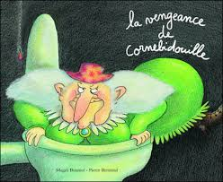La vengeance de Cornebidouille, Magali Bonniol, Pierre Bertrand