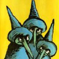 ❤️ Les trois sorcières