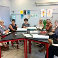 15 juin 2017- Rencontre des lectrices Presqu'île Estuaire