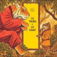 ❤ Le tigre et le chat