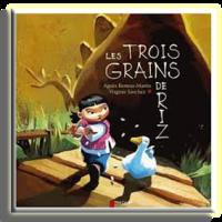 ❤ Les trois grains de riz