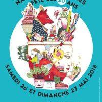 Salon du livre jeunesse Nantes 26 et 27 mai 2018