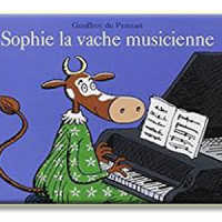 ❤️ Sophie la vache musicienne