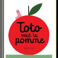 ❤️ Toto veut la pomme