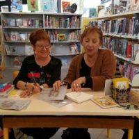 Le parcours singulier d'un auteur, Georgina Moskovitch