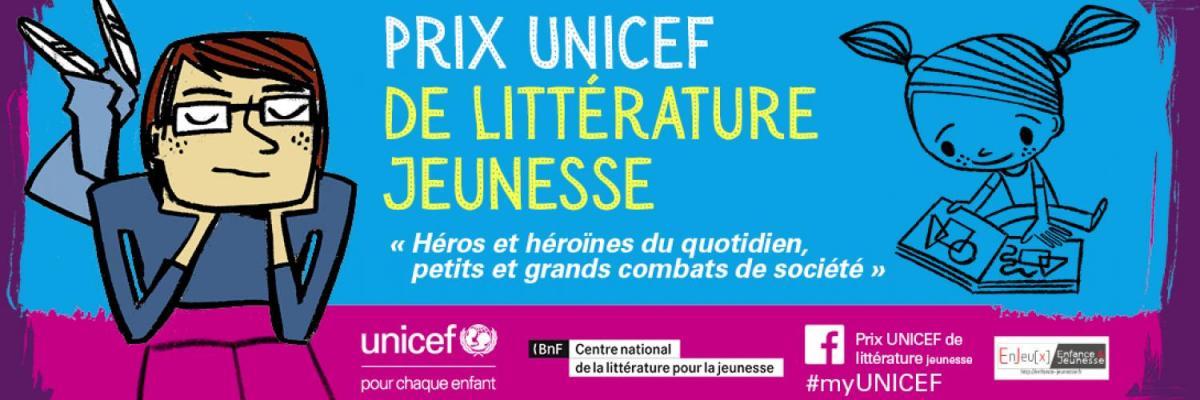 PRIX UNICEF LITTERATURE JEUNESSE 2019 4ème édition