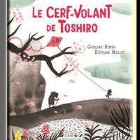 ❤️ Le cerf-volant de TOSHIRO