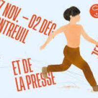 35ème Salon du livre Jeunesse 2019 de Montreuil - Eloge de la lenteur
